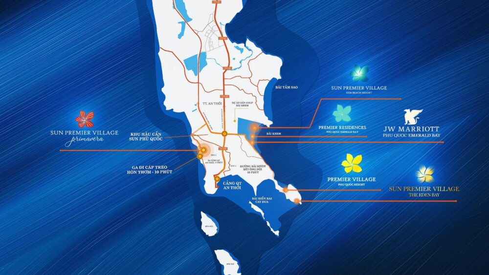 Các dự án Sun Group phú quốc