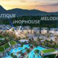 Chính sách bán hàng Boutique Shophouse Melodia áp dụng từ 1/7/2020 đến 30/9/2020