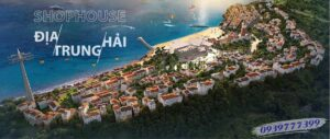 Banner Shophouse Địa Trung Hải Sun Group Phú Quốc