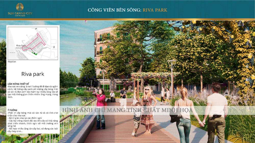 công viên Riva Sun Grand City New An Thới-01