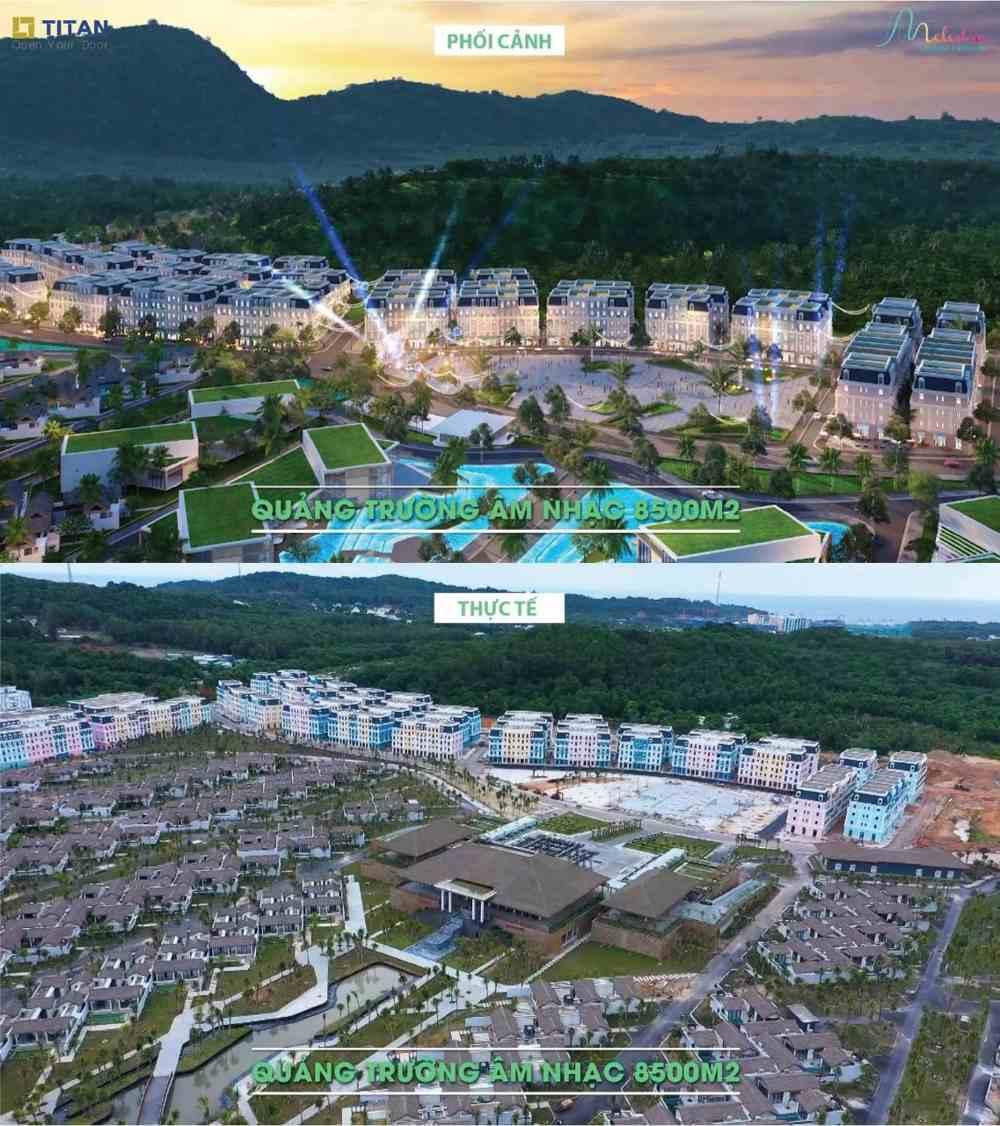 hình thực tế biệt thự bãi kem - kem beach resort (2)