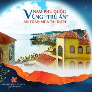 Nam Phú Quốc - Nơi trú ẩn mùa tái dịch