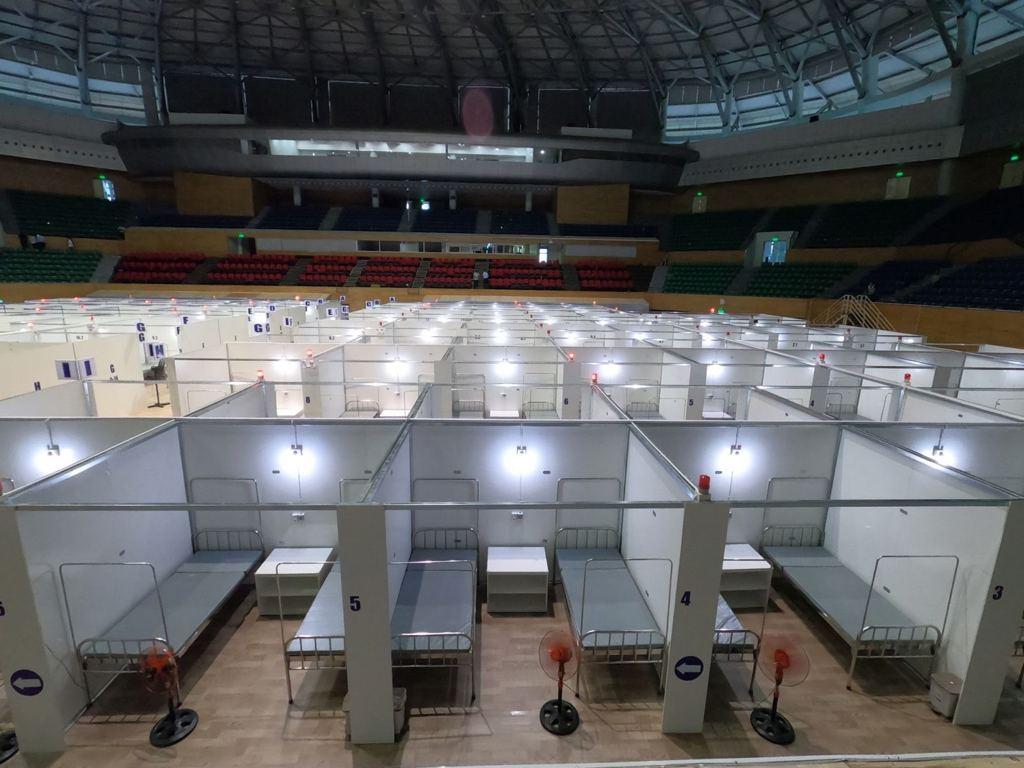 Sun group tài trợ bệnh viện dã chiến Đà Nẵng 4