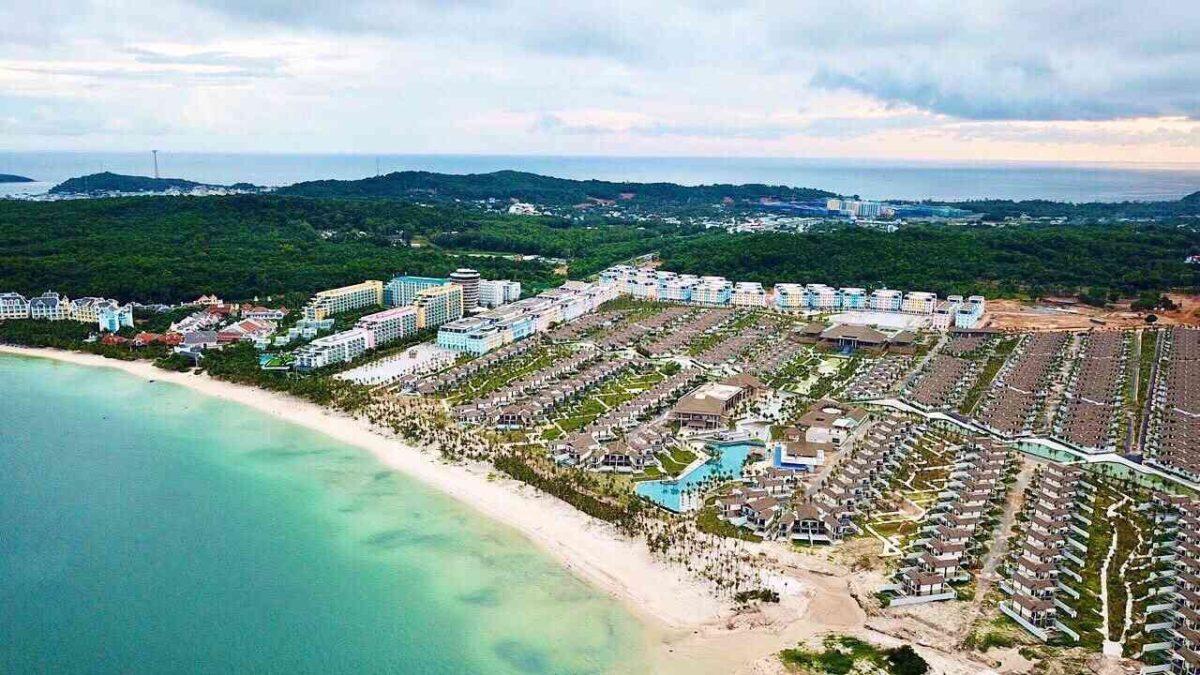 biệt thự bãi kem sun premier village kem beach resort