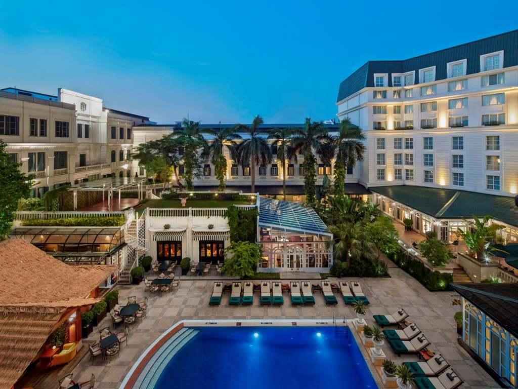 Top 10 khách sạn nghỉ dưỡng đắt giá nhất Việt Nam 1