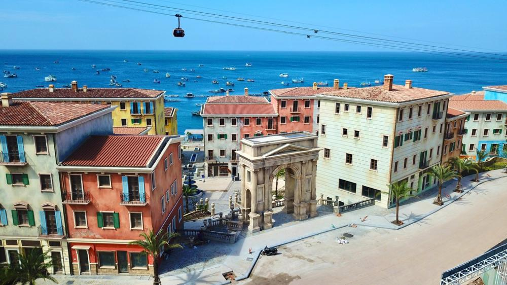 Shophouse Sorrento Địa Trung Hải