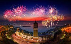 Countdown New Year Phú Quốc 2021