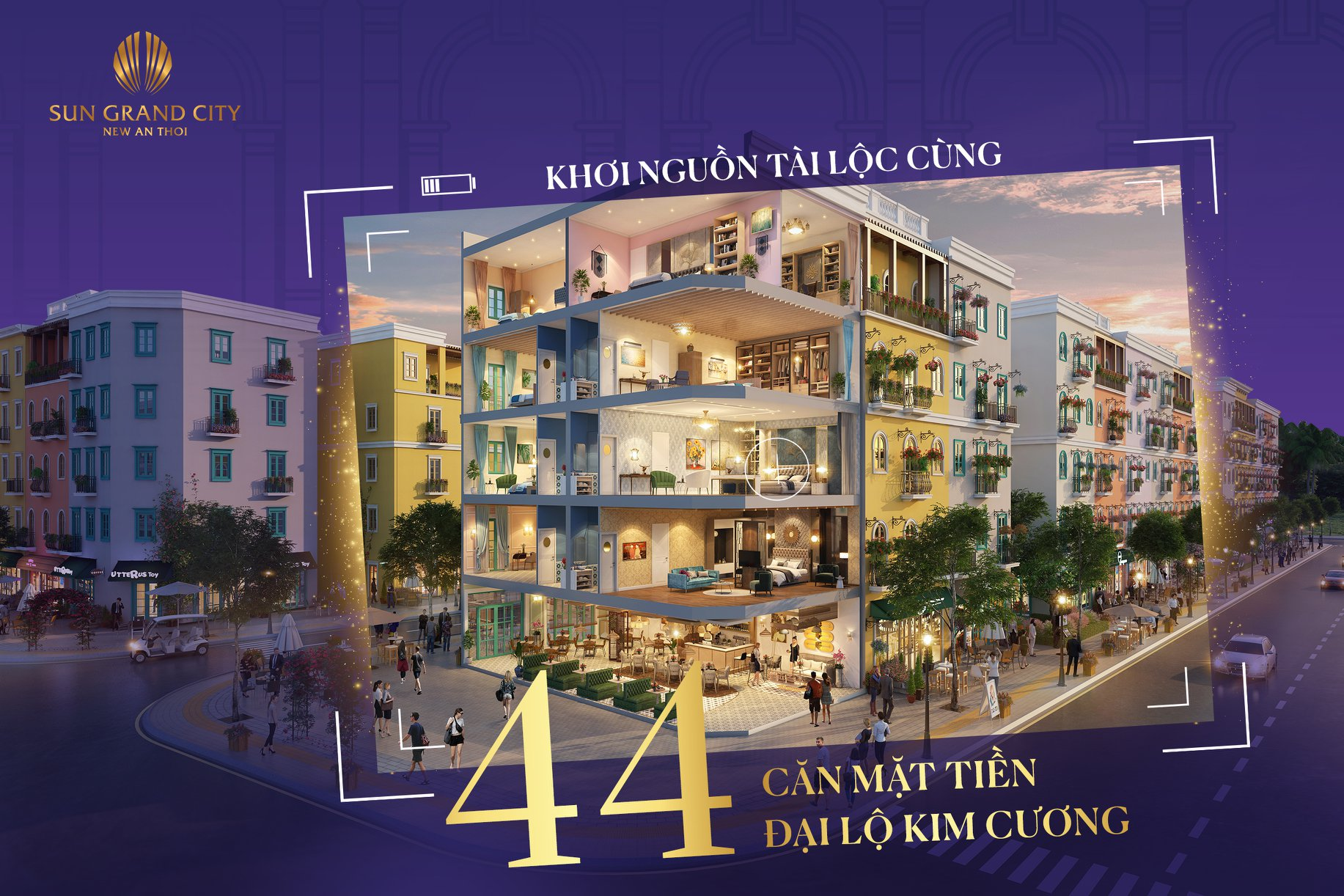 Shophouse Gateway An Thới - Duy nhất 44 căn kinh doanh đẳng cấp, sinh lời hấp dẫn 2