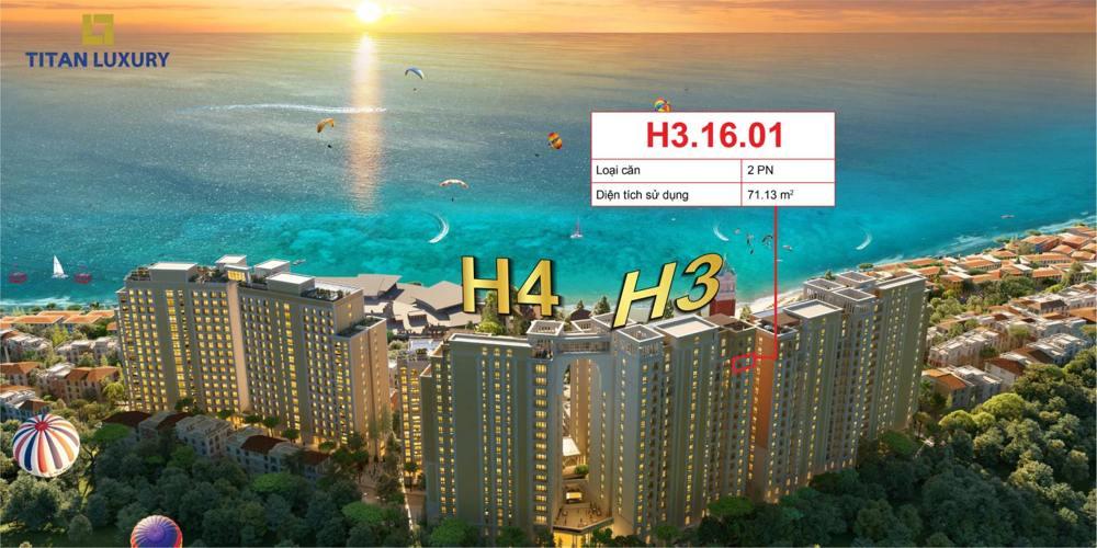Sun Grand City Hillside Residence - Dự án Căn hộ Hillside Địa Trung Hải sườn đồi view biển - Sun Group Phú Quốc 39