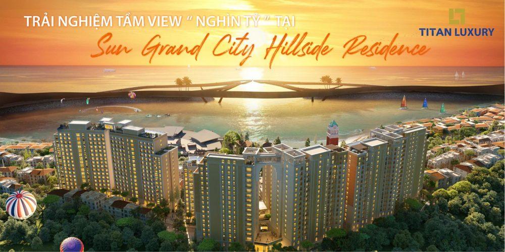 hoàng hôn Sun Grand City Hillside Residence