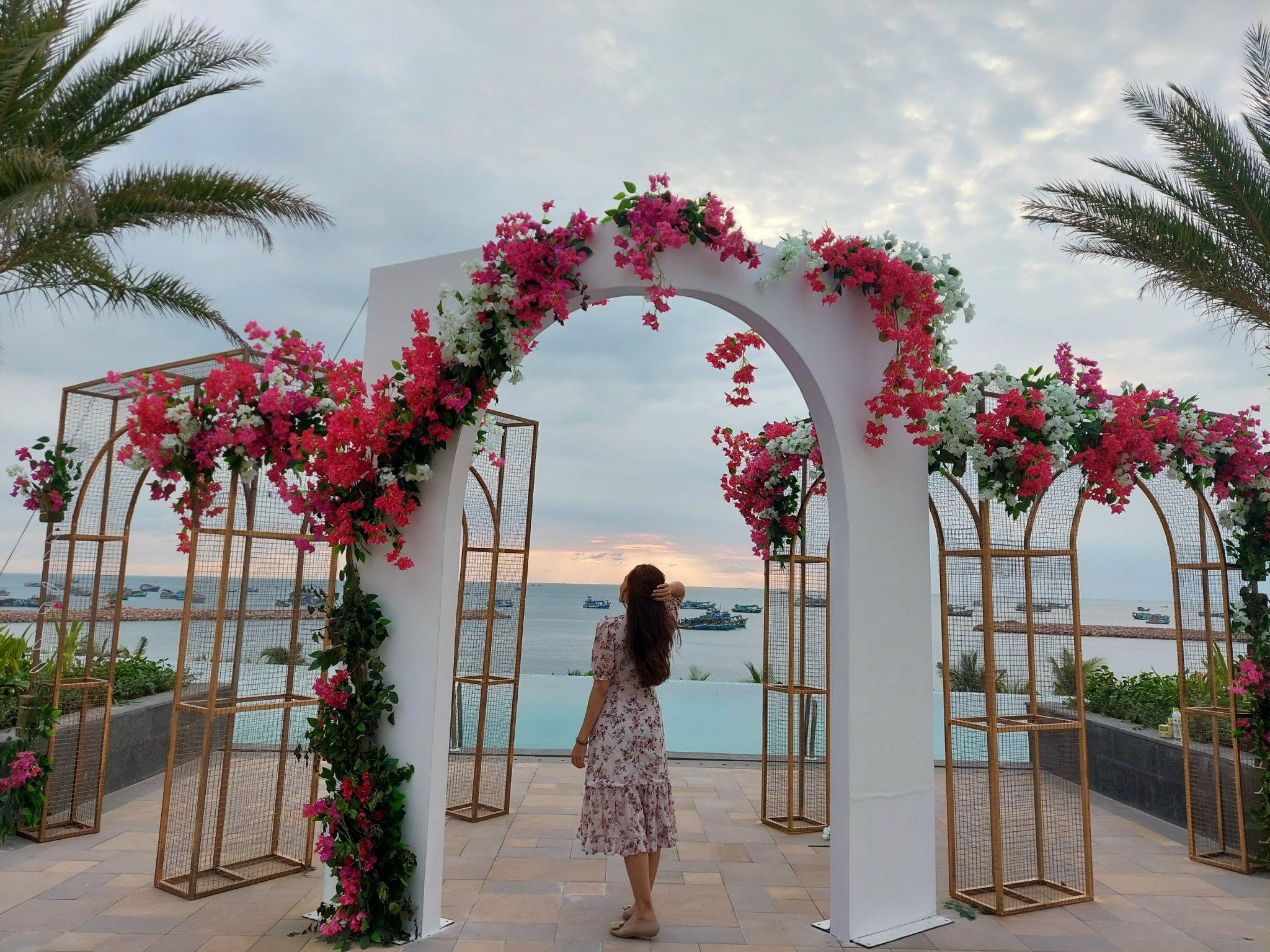 Các vị trí checkin siêu đẹp tại Địa Trung Hải Phú Quốc 5