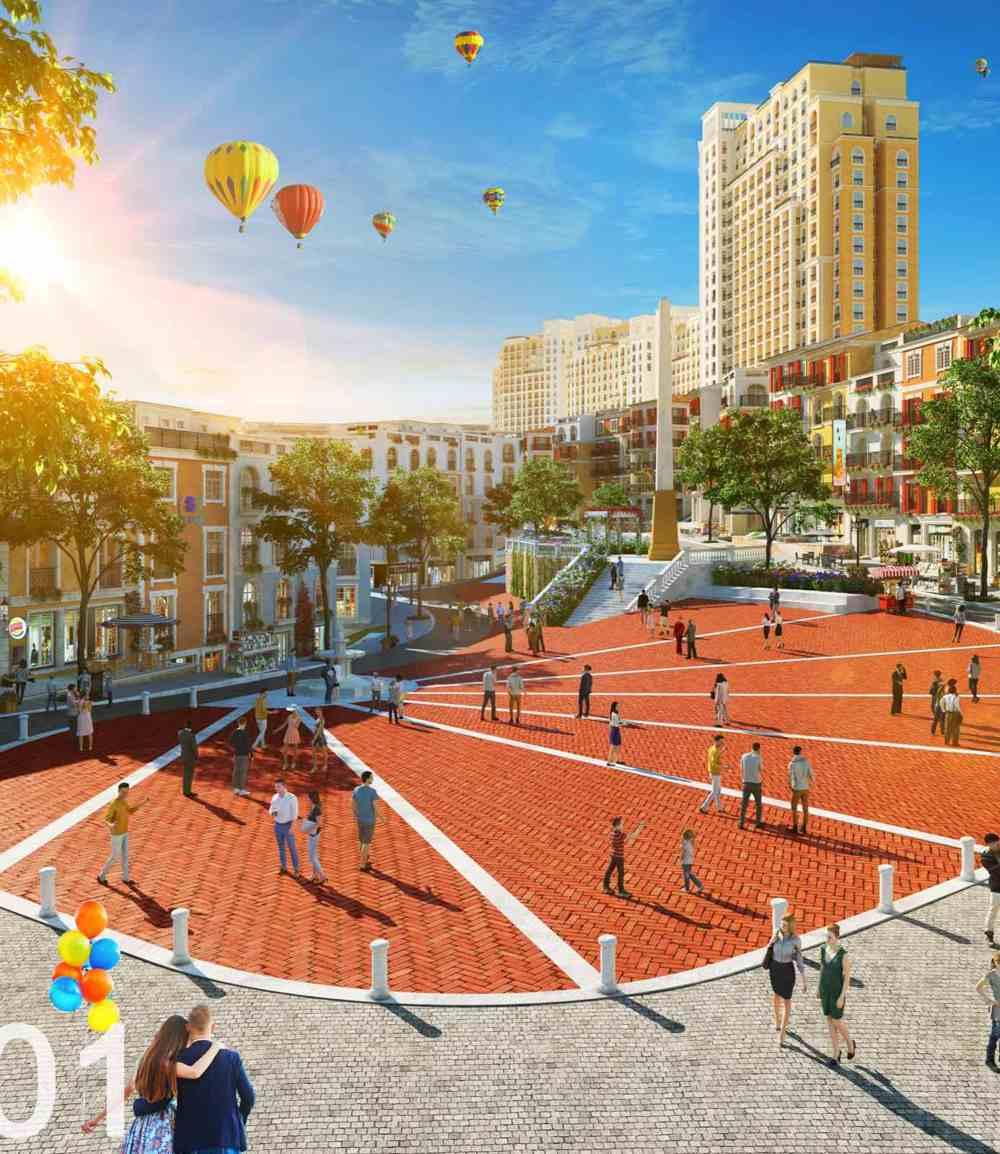 Sun Grand City Hillside Residence - Dự án Căn hộ Hillside Địa Trung Hải sườn đồi view biển - Sun Group Phú Quốc 21
