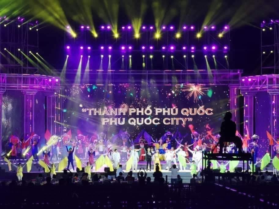lễ công bố thành phố Phú Quốc