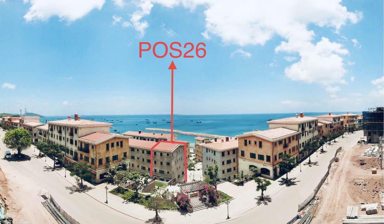 POS-26 Shophouse Địa Trung Hải - Căn góc giá không vay 22,7 tỷ 4