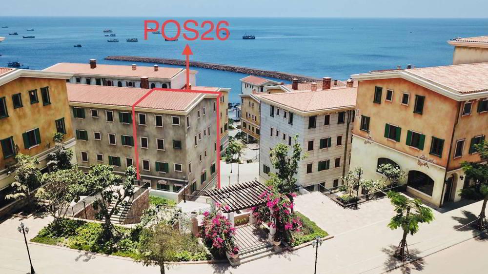 POS-26 Shophouse Địa Trung Hải - Căn góc giá không vay 22,7 tỷ 3