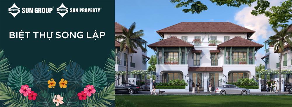 Sun Tropical Village - Biệt thự làng nhiệt đới - Mở bán t9/2021 12