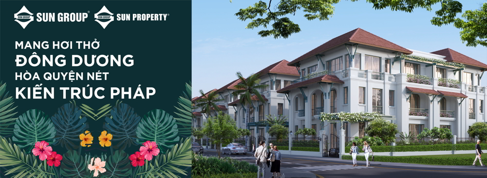 Sun Tropical Village - Biệt thự làng nhiệt đới - Mở bán t9/2021 11