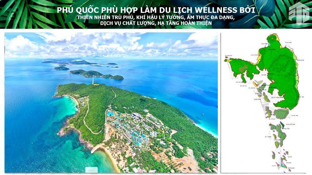 wellness sun tropical village phú quốc