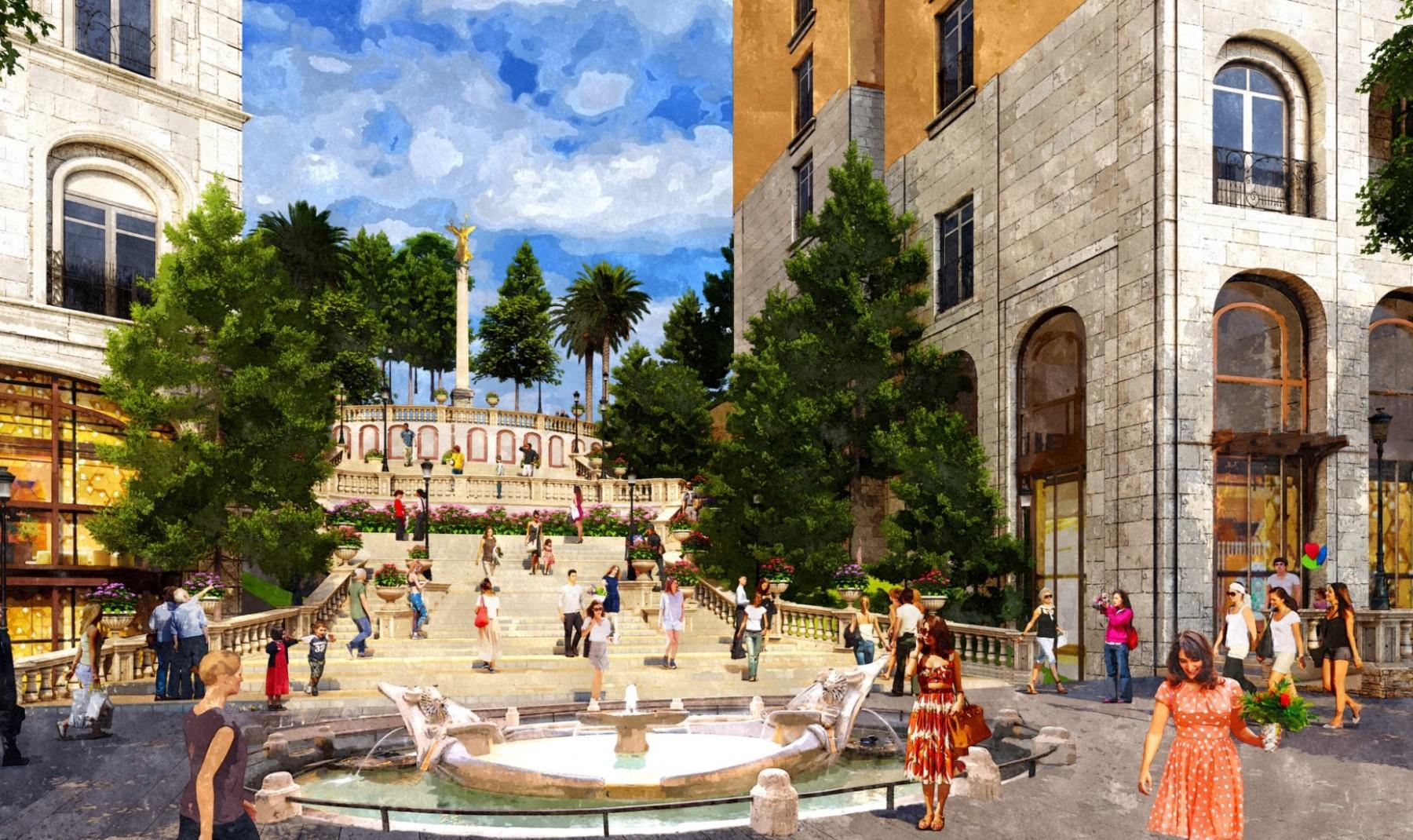 Sun Grand City Hillside Residence - Dự án Căn hộ Hillside Địa Trung Hải sườn đồi view biển - Sun Group Phú Quốc 14