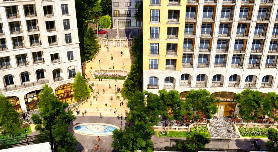 Sun Grand City Hillside Residence - Dự án Căn hộ Hillside Địa Trung Hải sườn đồi view biển - Sun Group Phú Quốc 15