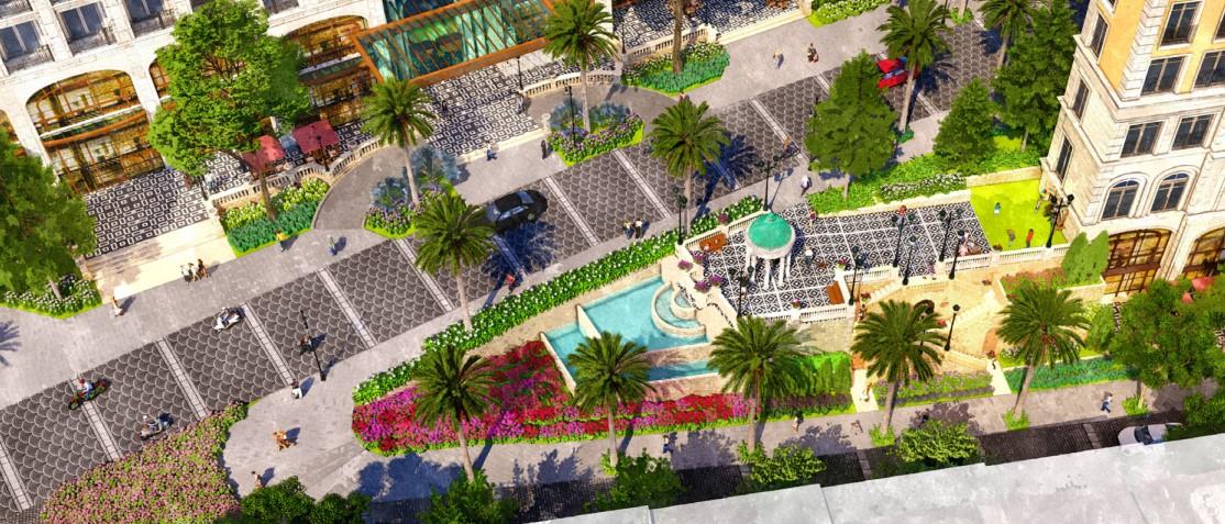 Sun Grand City Hillside Residence - Dự án Căn hộ Hillside Địa Trung Hải sườn đồi view biển - Sun Group Phú Quốc 9