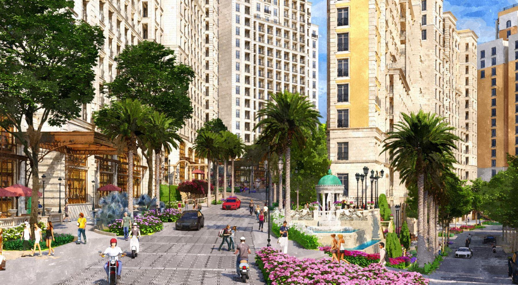 Sun Grand City Hillside Residence - Dự án Căn hộ Hillside Địa Trung Hải sườn đồi view biển - Sun Group Phú Quốc 10