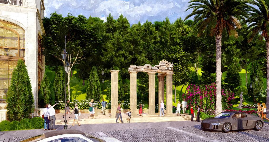 Sun Grand City Hillside Residence - Dự án Căn hộ Hillside Địa Trung Hải sườn đồi view biển - Sun Group Phú Quốc 13