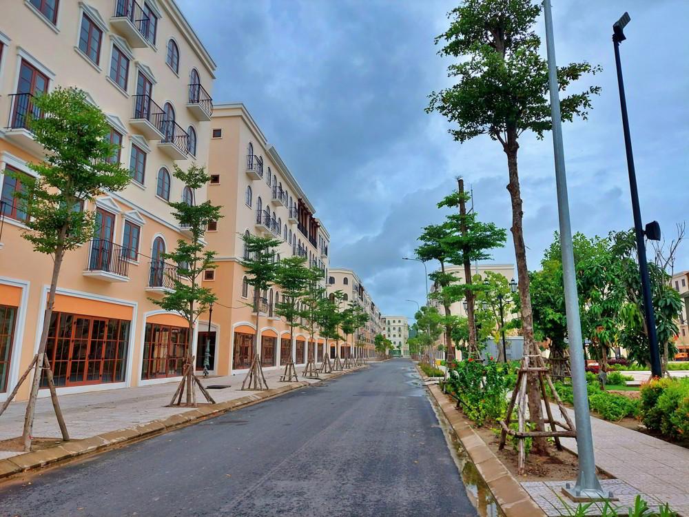 Bán nhà phố New An Thới L2-60 - Nhà phố view Công viên Limoni 3