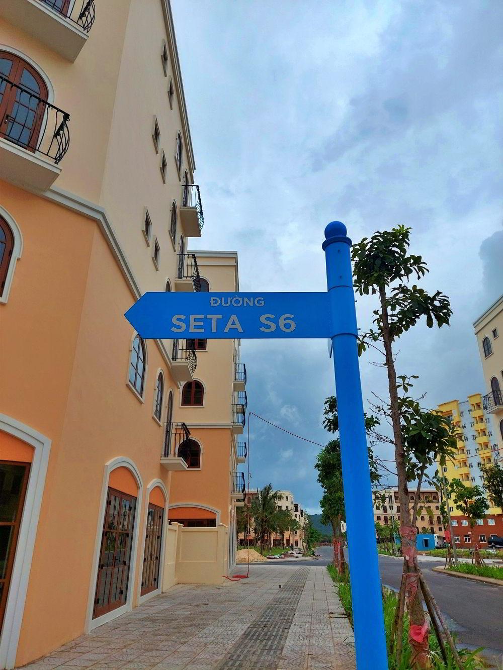 Bán nhà phố S6-68 diện tích 277m2 - Căn góc lớn 2 mặt tiền đường lớn 2