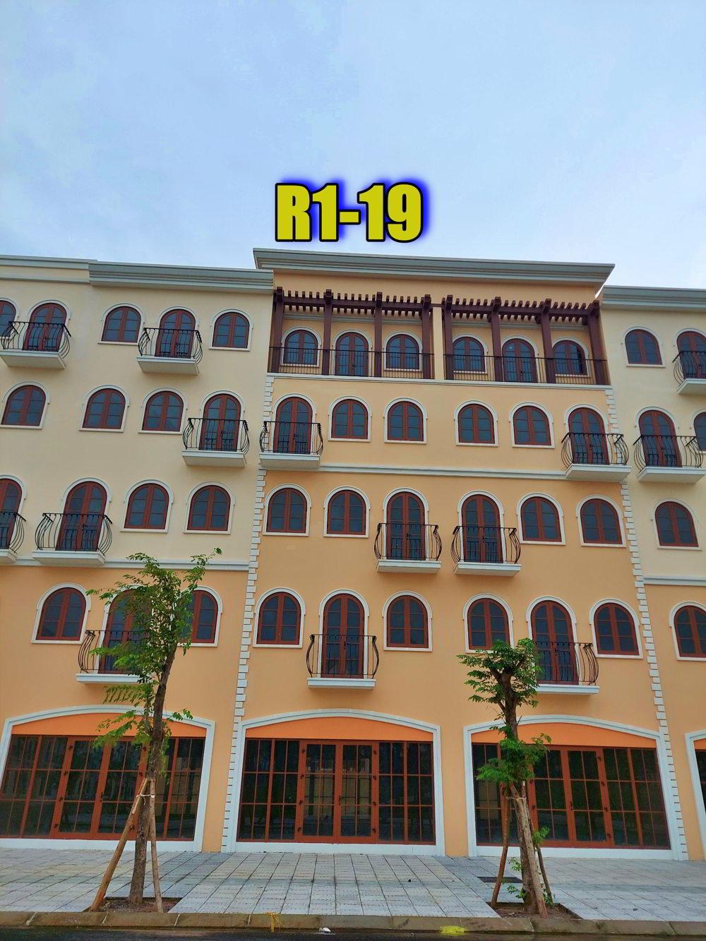 nhà phố R119 sun grand city new an thới
