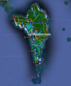 Bản đồ quy hoạch 486 Phú Quốc - Quy hoạch chung Phú Quốc đến 2030 1
