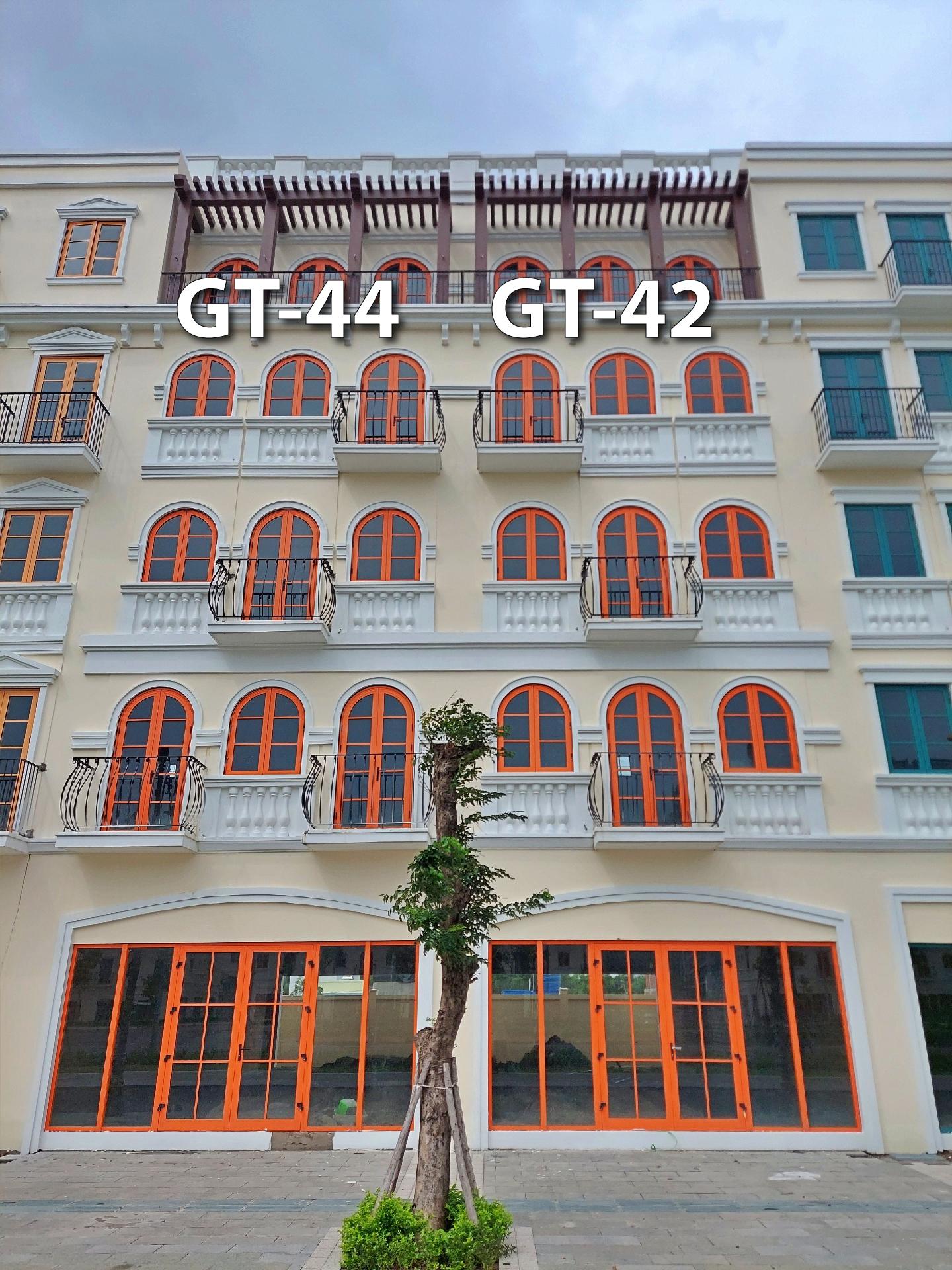 Shophouse Gateway An Thới - Mở bán 62 căn mặt tiền đường Gateway 60m 2