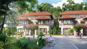 biệt thự sun tropical village