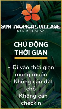 Sun Tropical Village - Biệt thự Wellness làng nhiệt đới bãi Kem - Mở bán t9/2021 17