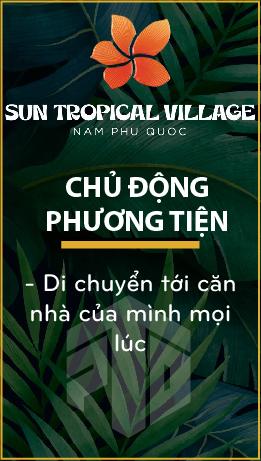 Sun Tropical Village - Biệt thự Wellness làng nhiệt đới bãi Kem - Mở bán t9/2021 18