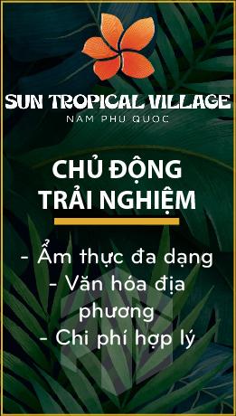 Sun Tropical Village - Biệt thự Wellness làng nhiệt đới bãi Kem - Mở bán t9/2021 19