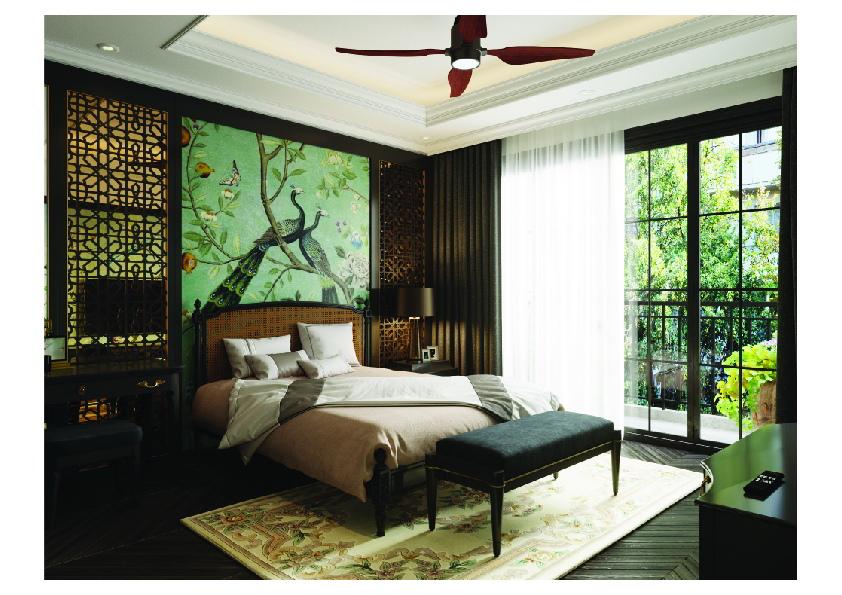 Mẫu nội thất biệt thự tứ lập Sun Tropical Village Phú Quốc 13