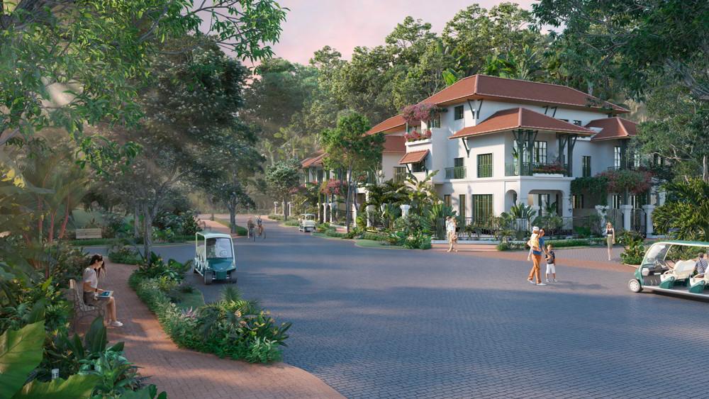 Các dự án biệt thự Sun Group Phú Quốc - Tổng hợp thông tin 2021 1